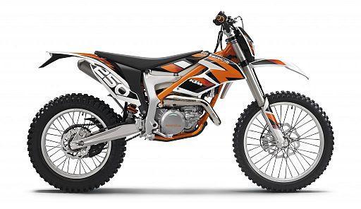 250-F Freeride 4T