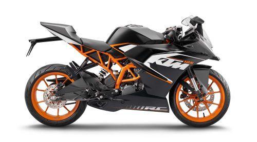 125 RC orange